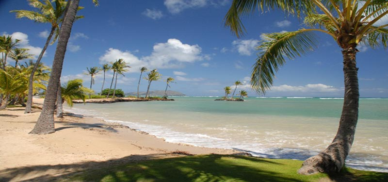 Kahala Beach Hawaii